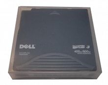 Картридж 400/800 GB DELL Ultrium LTO-3 (новый)